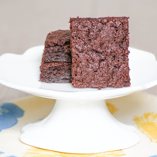 Coconut Oil Brownies Recipe