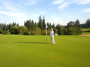 Photo: Stone Creek Golf Club in Oregon City, OR, about a half hour south of Portland