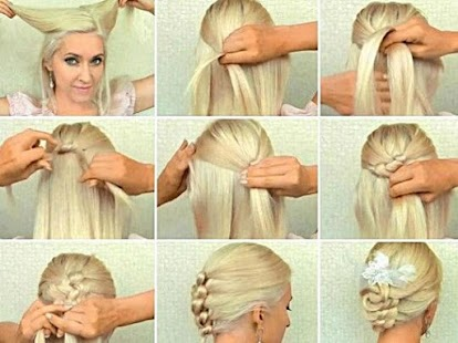 Miraculous Braid Hairstyles Tutorial 2016 Android Apps On Google Play Short Hairstyles Gunalazisus