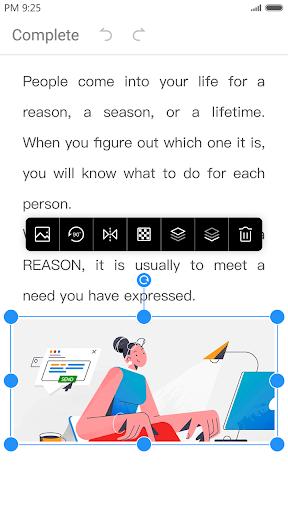 PDF Editor screenshot 6