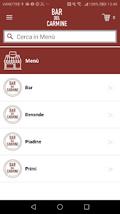 Download Bar del Carmine Sorrento For PC Windows and Mac apk screenshot 3