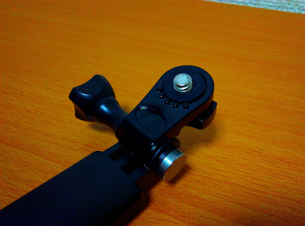 GoPro 3-way もどき