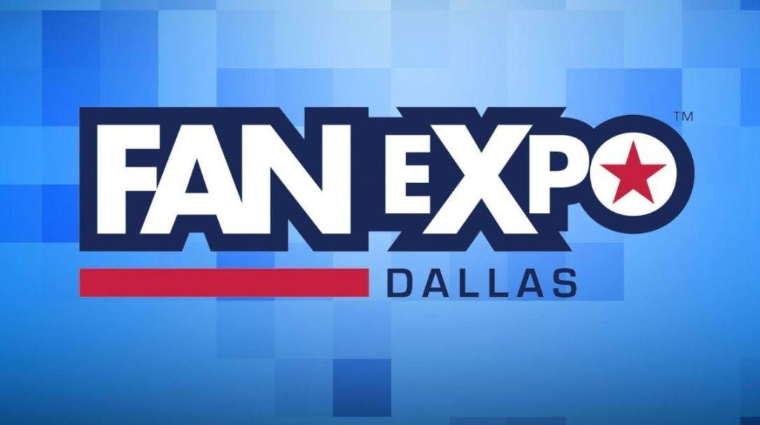 Fan Expo Dallas Gaming conventions in progress