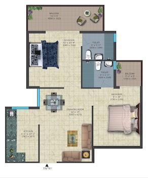 flats in faridabad