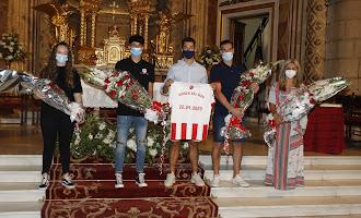 Ofrenda floral a la Patrona de Almería