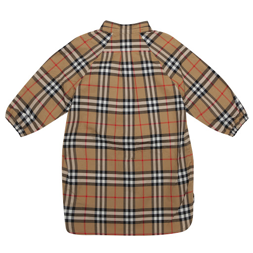 Thumbnail images of Burberry Check Shirt Dress