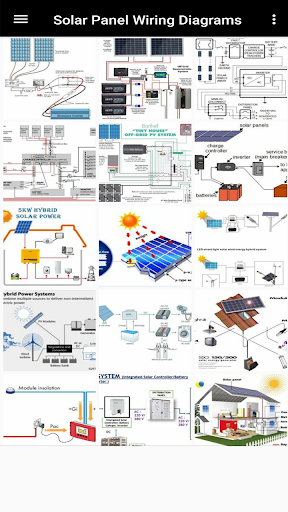 solar panel wiring diagrams download apk free for android