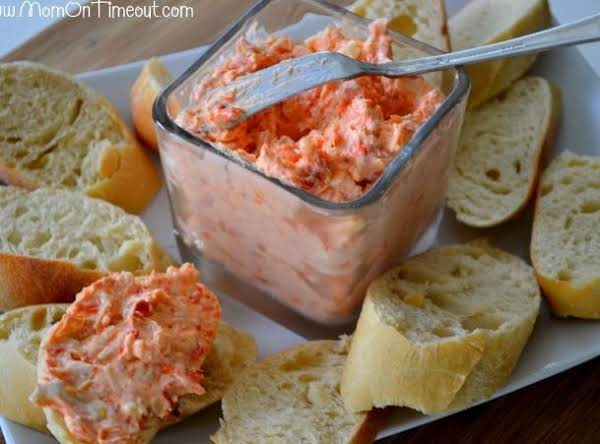 5 Cheese Roasted Red Pepper Spread Recipe