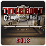 Title Bout Boxing 2013 icon