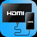 HDMI USB Connector icon