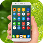Theme for Oppo A57, Launcher and hd wallpapers