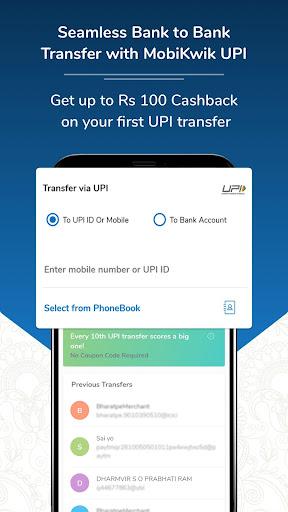 Recharge, Bill Payment,Instant Loan, UPI,Insurance screenshot 4
