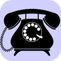 Old Phone Ringtones Retro icon