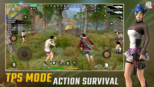 ScarFall : The Royale Combat 1.6.8 2020 Delight Cheat screenshots 2