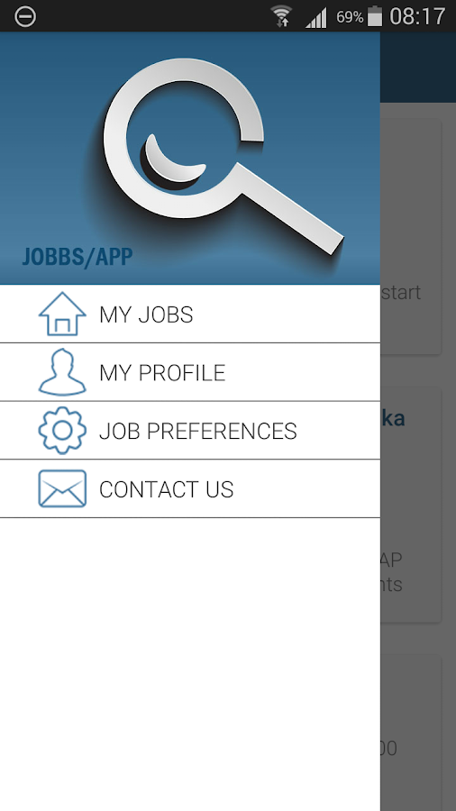 JOBBS - IT Job Search- screenshot