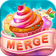 Merge Sweet -  Free Word Puzzle Merge Game