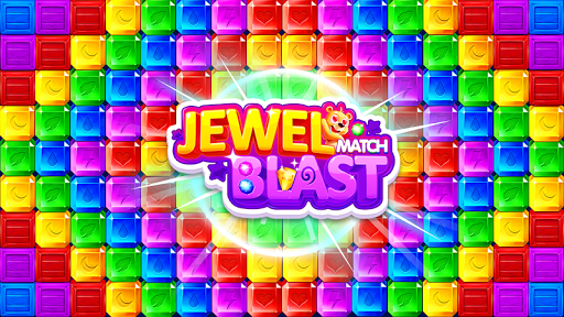 Jewel Match Blast - Classic Puzzle Games 2019 screenshots 16