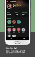 Screenshot of All Goals - The Livescore App