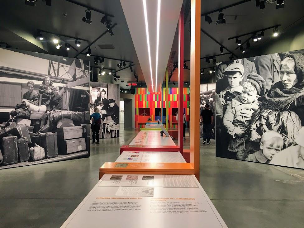 Pier 21, Halifax, muzeum imigracji
