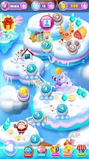 Cookie Magic Christmas - Free Match 3 Puzzle Game - náhled