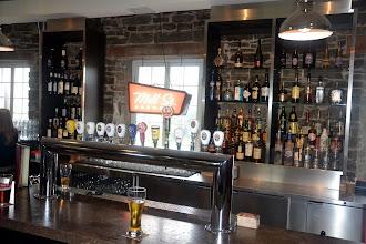 Photo: the bar