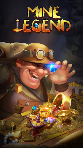 Mine Legend - Idle Miner Game  captures d'u00e9cran 1