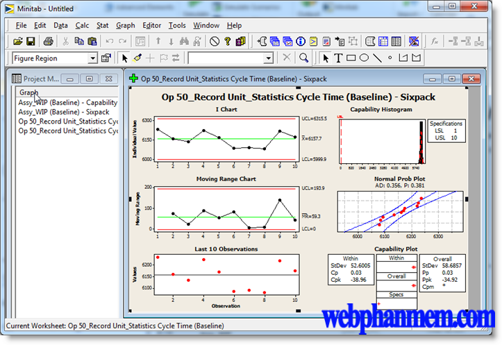 Minitab Free Download