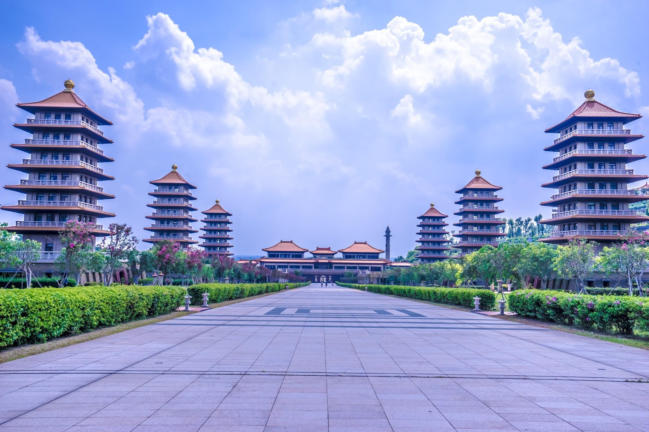台湾 高雄 佛光山佛陀紀念館7