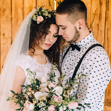 Wedding photographer Ekaterina Kapitan (ekkapitan). Photo of 13.04.2017