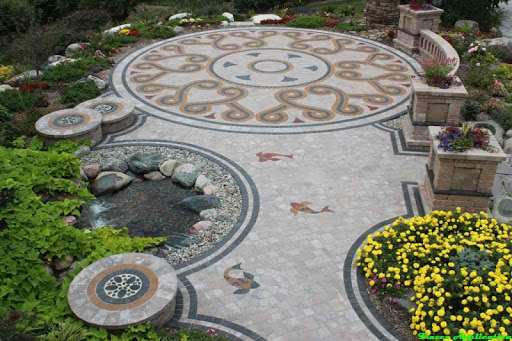 Pavers Design Ideas