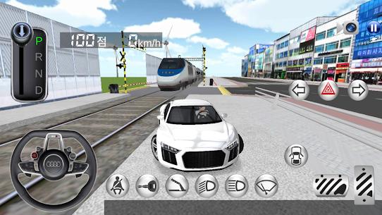 3D Driving Class 5