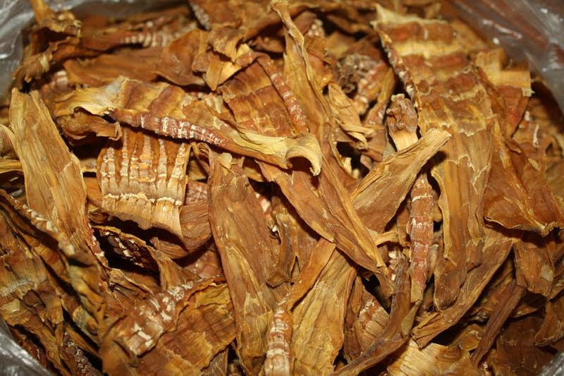Mẹo chọn và các cách chế biến măng khô ngon cho ngày Tết