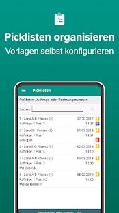 JTL-WMS Mobile 1.4 - náhled