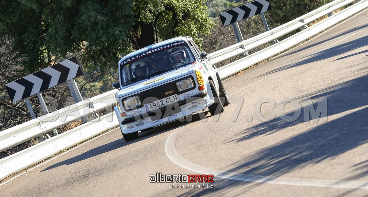 IV rallysprint Talavera 2016