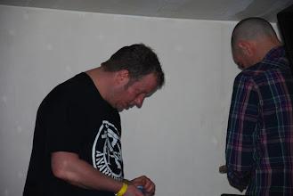 Photo: Theun en Rein vinden een lieveheersbeestje...