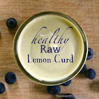 Raw Lemon Curd