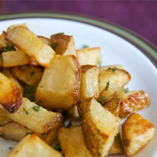 Sliced Roasted Potatoes Recipes