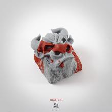 Artkey - Bull - Kratos