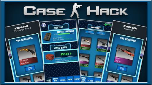 ケースハック-CSGOミニゲーム : Case Hack