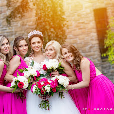 Wedding photographer Alex Ua (alexua). Photo of 09.05.2019