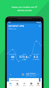 App Hotspot VPN - Free, Unlimited, Fast, and Secure! APK for Windows Phone
