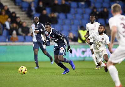 Cercle Brugge leent Alimami Gory uit