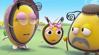 Viel Lärm um Bienchen, Das Konzert, Ein stürmischer Tag, Der unsichtbare Freund