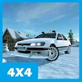 Off-Road Winter Edition 4x4 APK