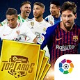 LaLiga Top Cards 2019 - Football Card Battle Game icon