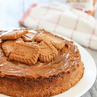 3 Ingredient Cookie Butter Cake Recipe