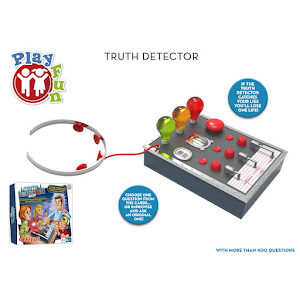 Joc educativ - Detectorul de minciuni