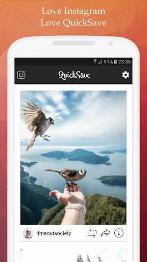 QuickSave for Instagram 2.2.7 screenshots 7