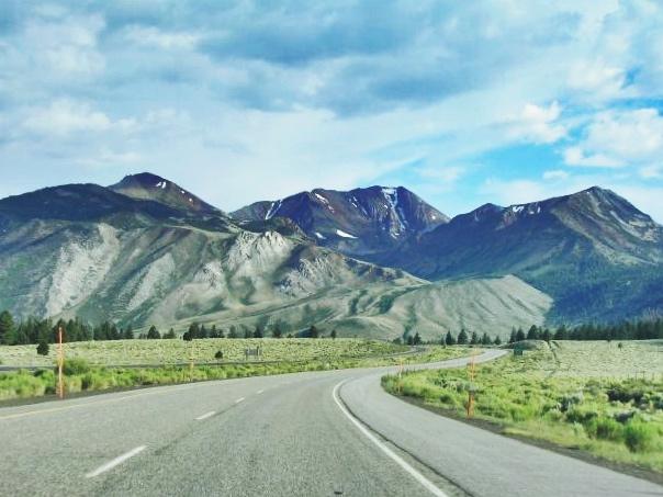 Mountains of California  di Jasmine82