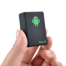 Dispozitiv GSM cu microfon si monitorizare in timp real Mini A8